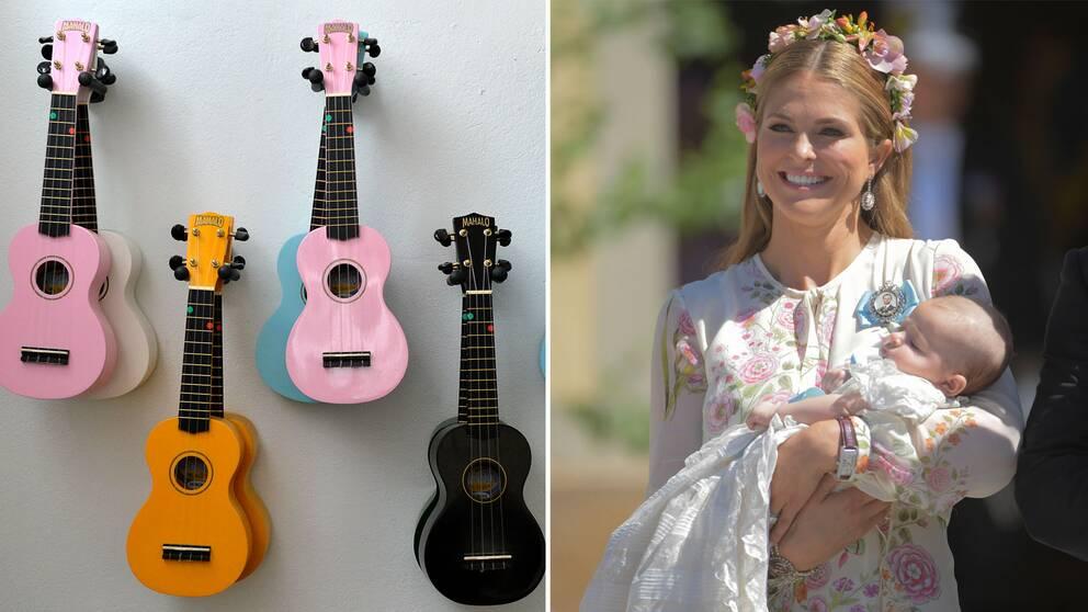 Regeringen hoppas med sin dopgåva att den ska bidra till glädje och stimulera till sång och musik inom familjen.