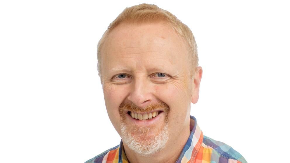 David van der Spoel, biologiprofessor vid Uppsala universitet och styrelseledamot Skydda Skogen.