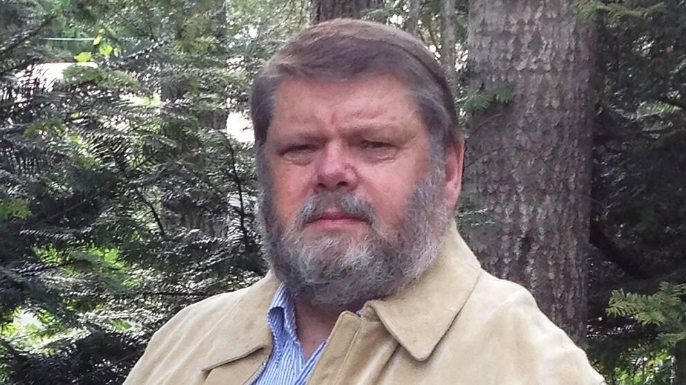 Sten Nilsson, professor vid bland annat Skogshögskolan och IAASA i Österrike.