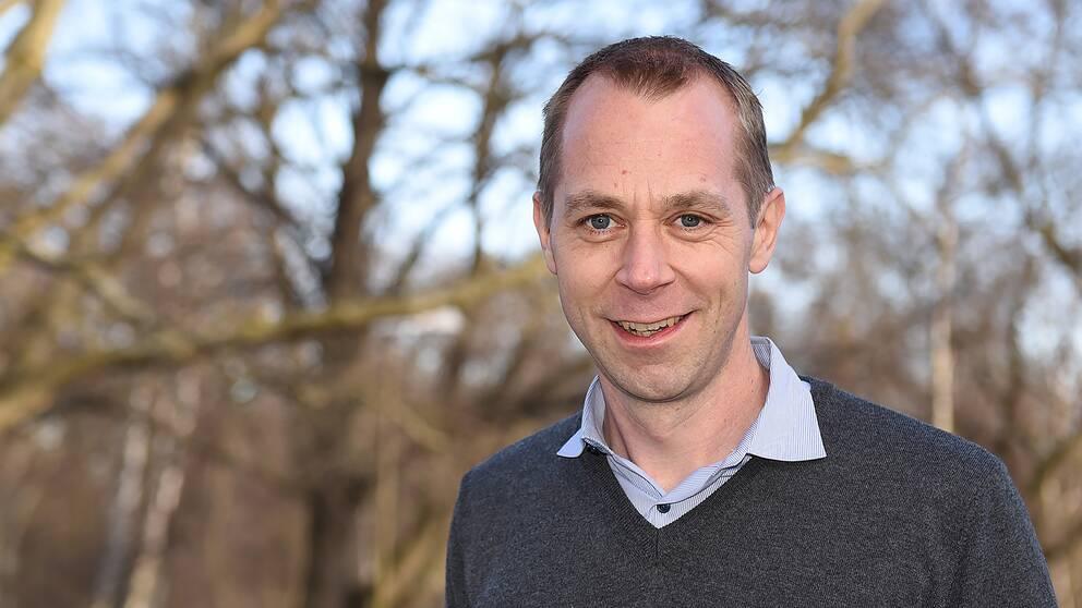 Erik Furusjö, adjungerad professor vid Luleå Tekniska Universitet.