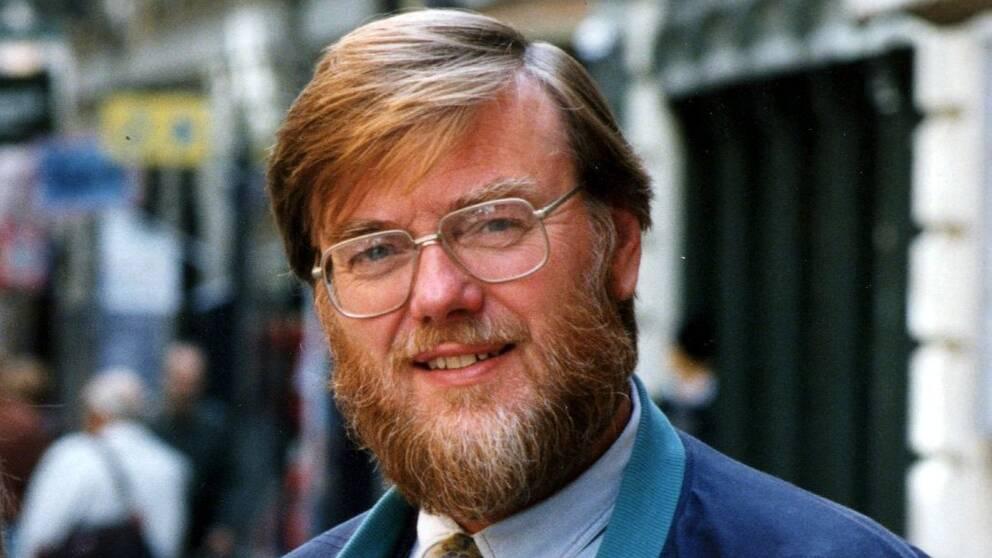 Jan Axelsson. tidigare språkrör för Miljöpartiet (MP)