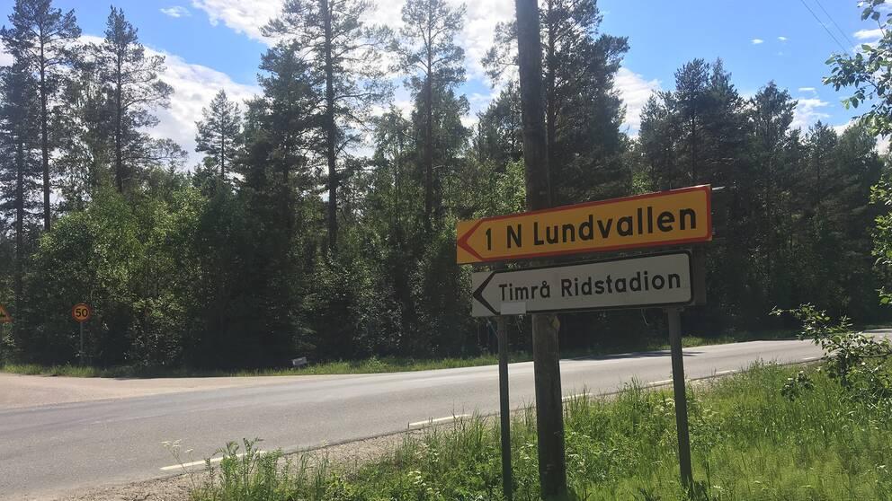40 småhustomter till Timrå