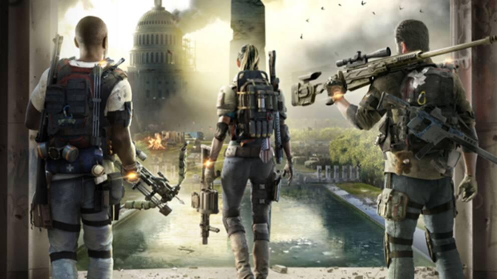 The Division 2 utspelar sig i ett USA utslaget av smittkoppor.