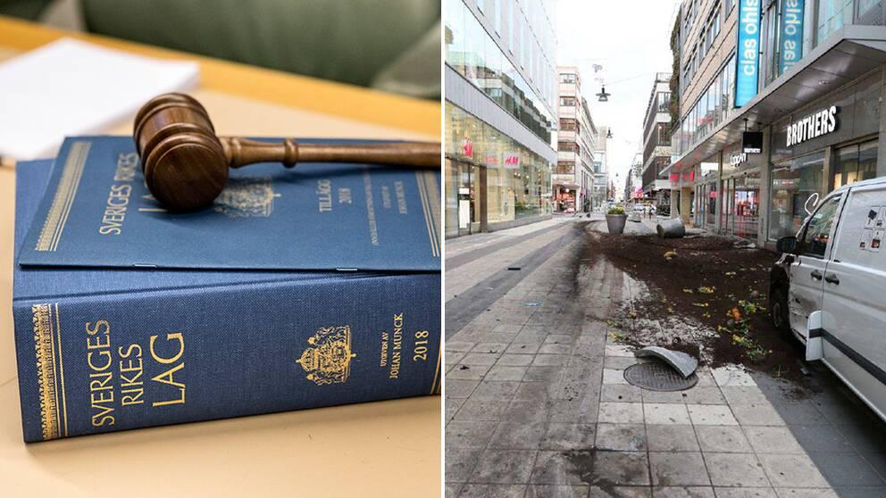 Åklagaren överklagar inte terrordom