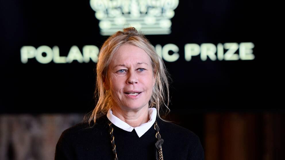 Marie Ledin är vd för Polarstiftelsen.