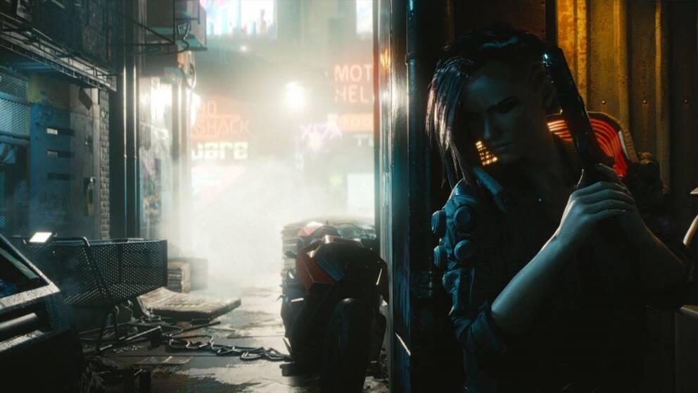 Efter fem år av rykten visades scifi-dystopin Cyberpunk 2077 upp på E3, och blev snabbt en av årets snackisar.