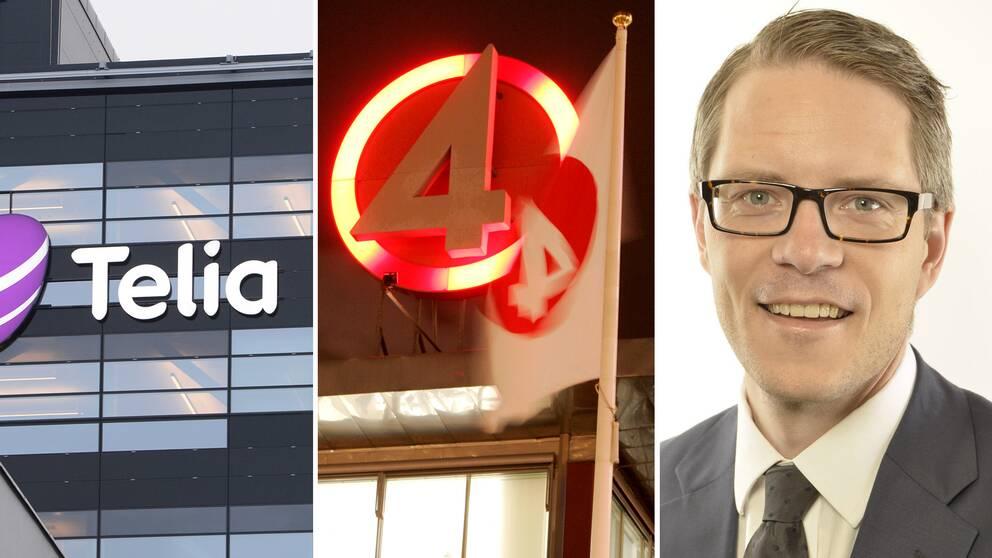 Lars Hjälmered, näringspolitisk talesperson för Moderaterna