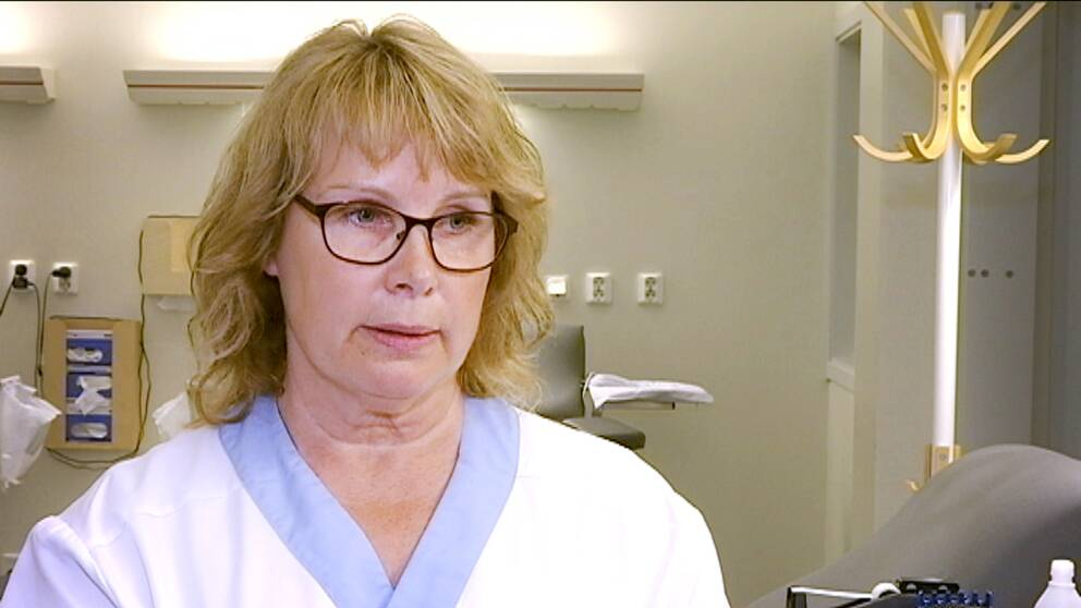 Harriet Söderlund är biomedicinsk analytiker på Västerbottens läns landsting.
