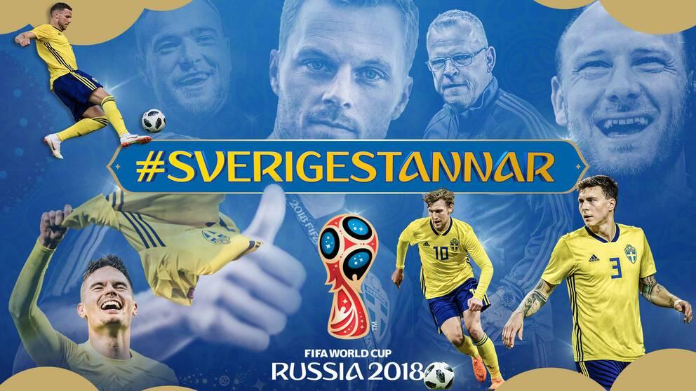 I dag stannar Sverige – hur ser du matchen   492f9a3bc3a3e