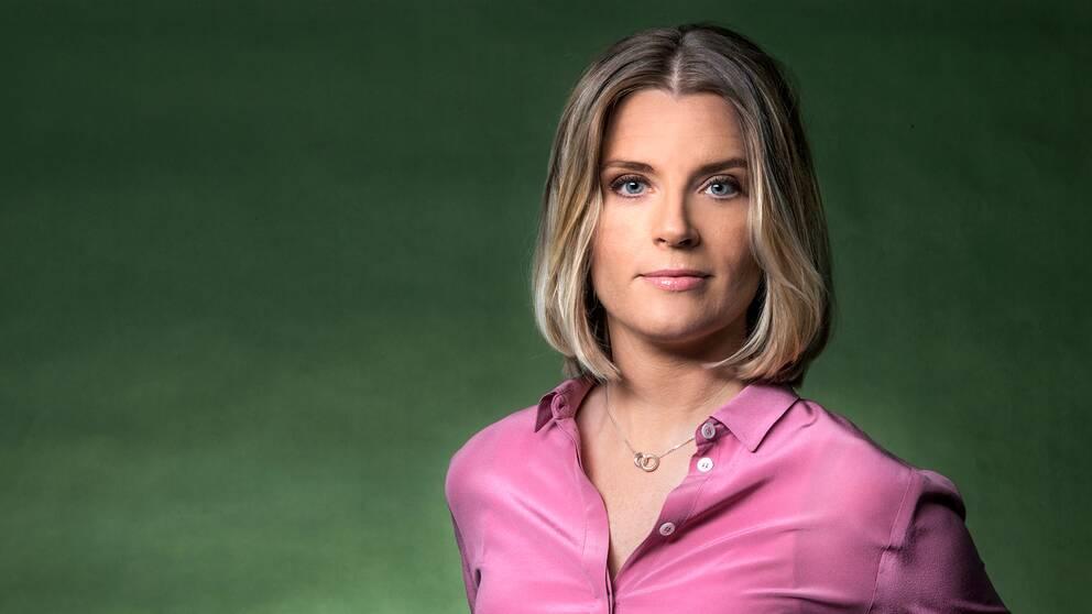 En bild på Johanna Frändén