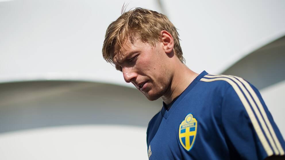 Forsberg missade annu en match