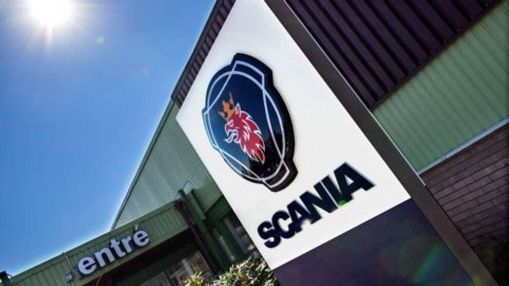 Scania i Södertälje