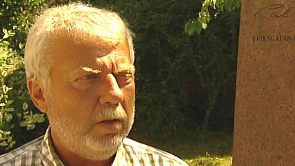 Jens Åberg blev 67 år gammal.