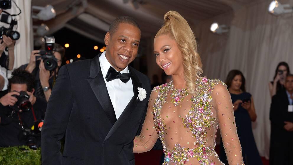 b1757fd9d19e Makt, otrohet och konst: Det här är Beyoncé och Jay-Z   SVT Nyheter