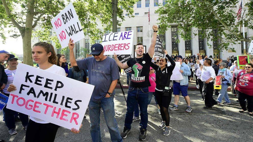 Domare beordrar återförening av splittrade familjer