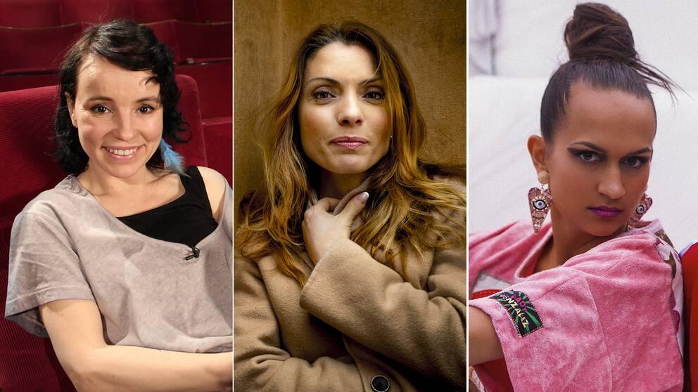 Lo Kauppi, Alexandra Pascalidou och Bianca Kronlöf är några av namnen bakom det alternativa litteraturpriset.