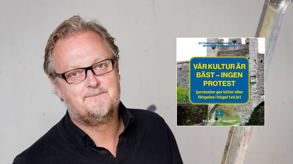 Riksteaterns vd Magnus Aspegren
