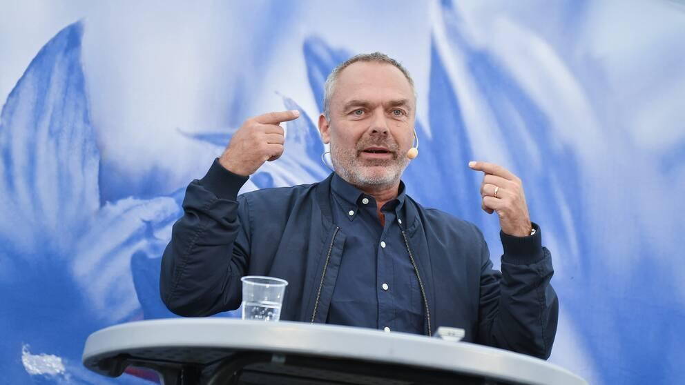 Bjorklund vill ha ny folkomrostning om euron