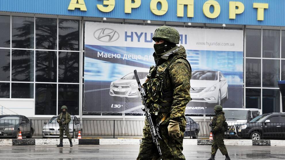 Rysk nationalist fram i val pa krim