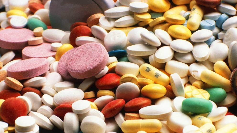 Läkemedel på hög