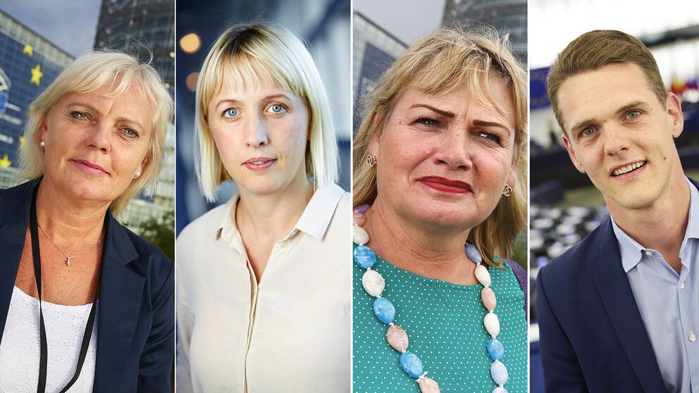 Kristina Winberg (Sd), Jute Guteland (S), Soraya Post (Fi) och Christofer Fjellner (M) är alla kritiska till förslaget i sin nuvarande form.