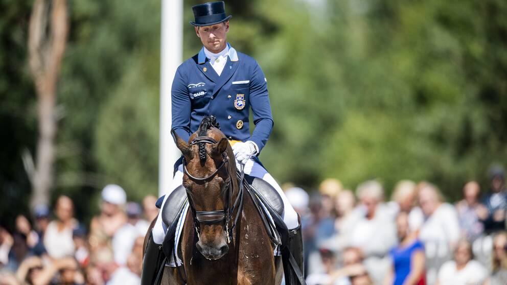 Patrik Kittel vann Grand Prix-klassen.