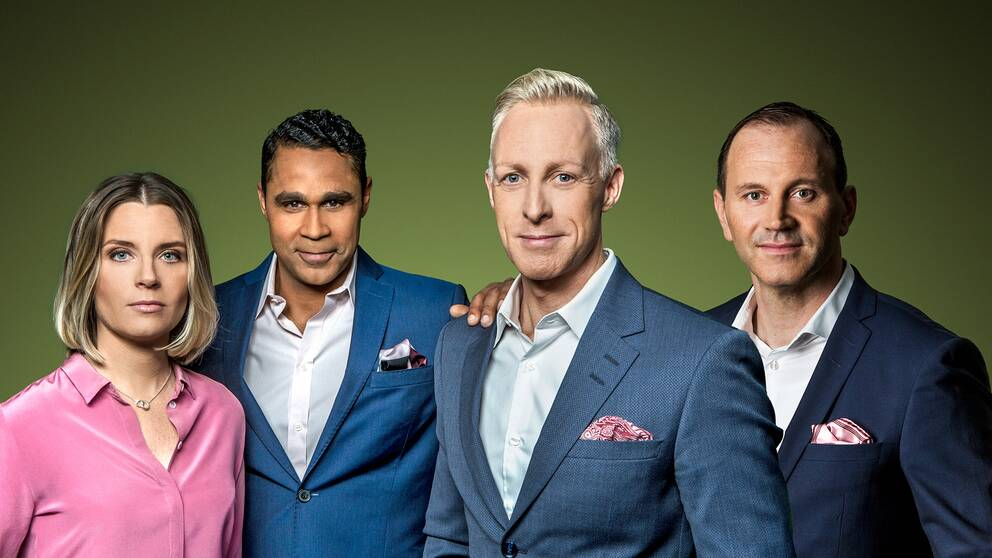 """SVT-profilernas bästa minnen från fotbolls-VM  """"Något stort var på ... e2957800bb68f"""