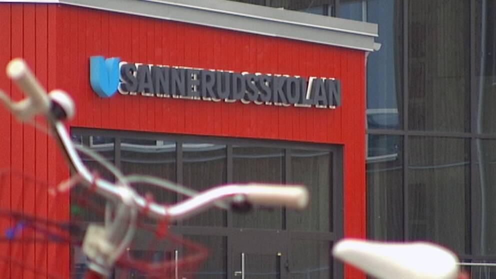 Sannerudsskolan i Kil