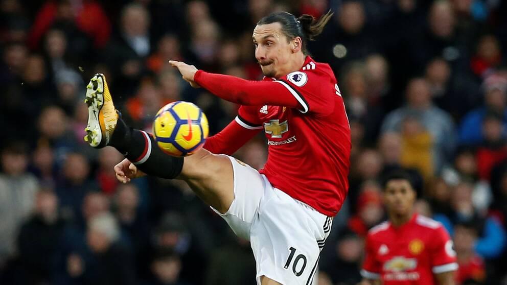 Zlatan spelar varje match