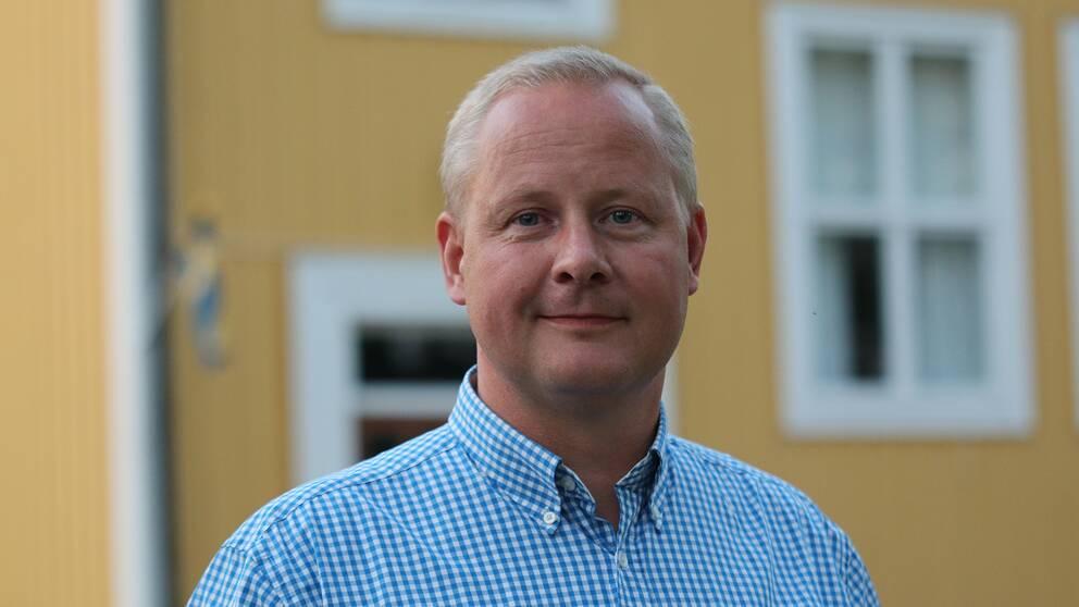 Ulf Månsson, kommunchef i Nordmaling
