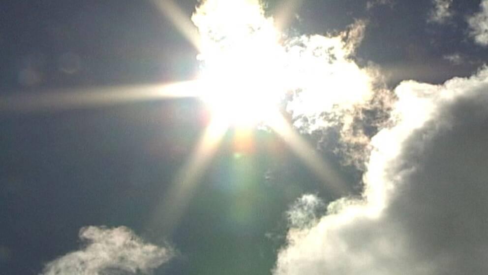 Nya rekordtemperaturer uppmättes på flera platser i Skåne under onsdagen.