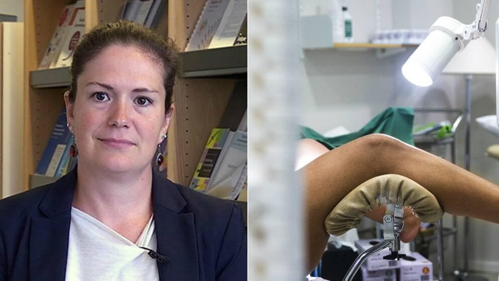 över 70 000 Stockholmare Skippar Screening För Livmoderhalscancer