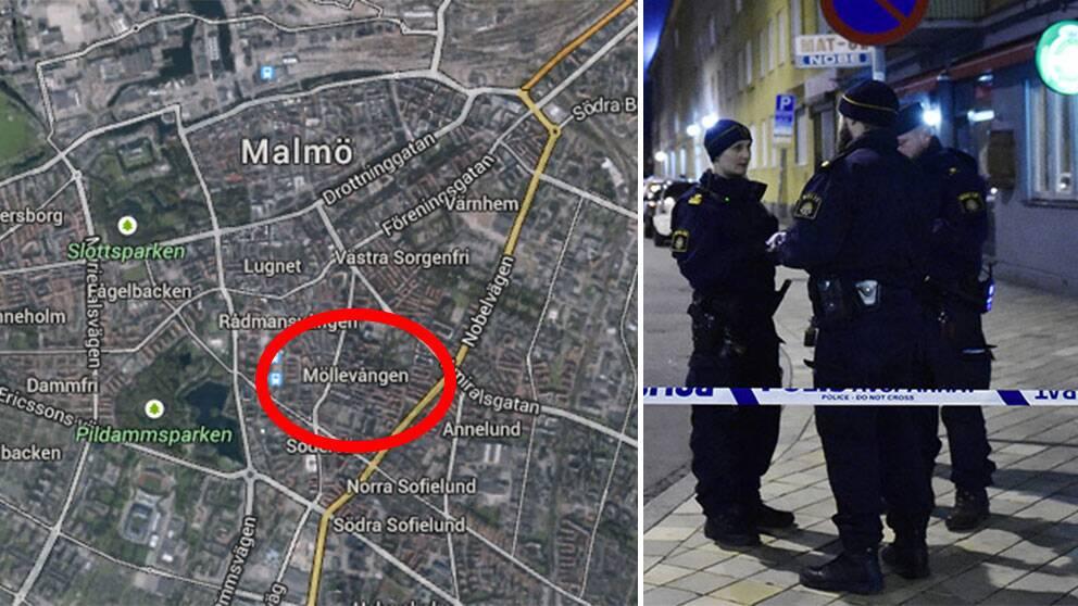 Den skånske nazist som misstänks för mordförsöket på Kristianstadsgatan har utlämnats till Sverige.