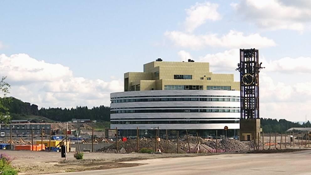 Nya Kiruna Stadshus
