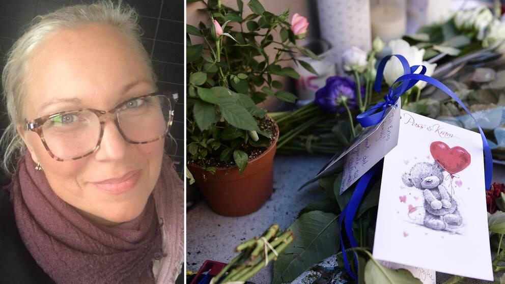 Veronica Magnusson Hallberg i Svenska Downföreningen.