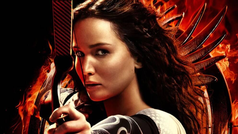 Jennifer Lawrence är en av få kvinnor som agerade huvudkaraktär i fjolårets Hollywood-produktioner.