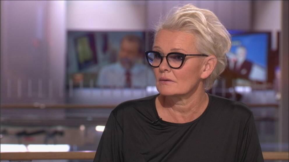 Artisten Eva Dahlgren.