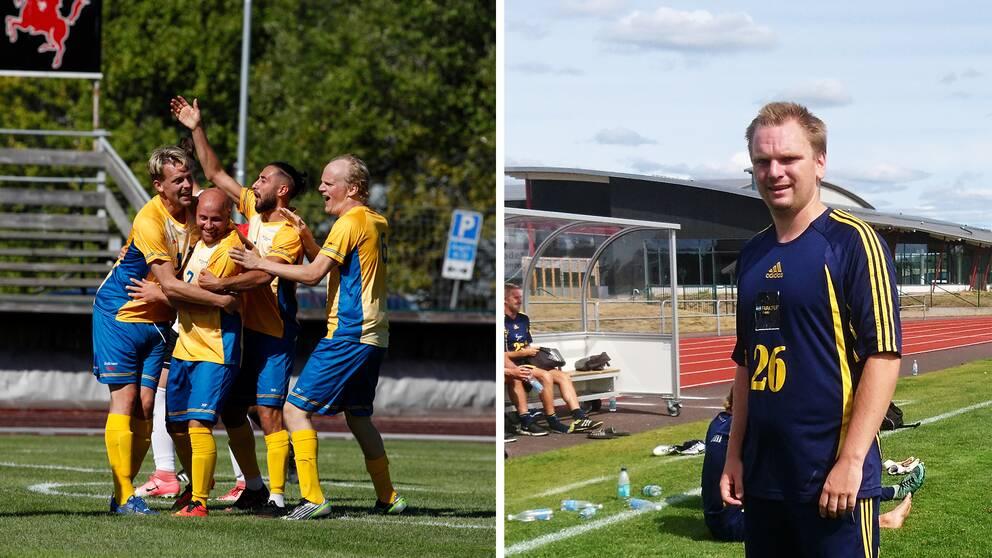 Drömstart för Sverige när para-VM i fotboll drog igång  62b857cfdef6c