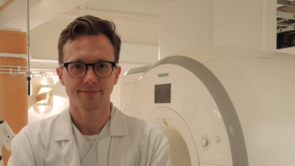 Christoffer Rahm, överläkare i psykiatri och forskare på Karolinska institutet.