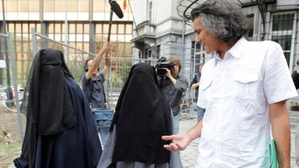 förbud mot burka