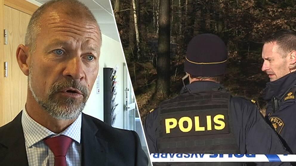 Marbäcksmordet, Ulrik Smedberg