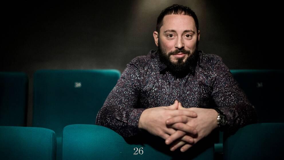 Matias Varela spelar fotojournalisten Johan Persson i kommande långfilm