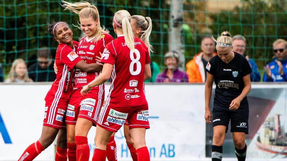 Goteborg vann mot serieledarna