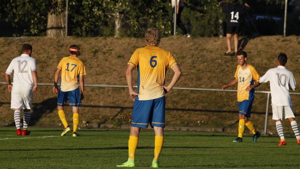 Sverige missar semifinalen i parafotbollen  7e09499f03f01