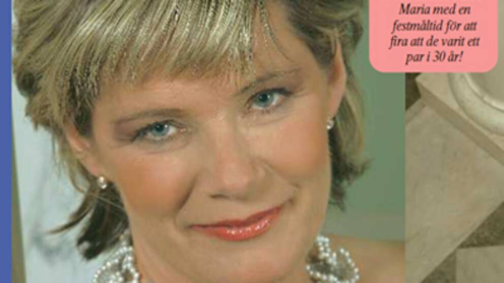 Maria Larsson, Kristdemokraterna.