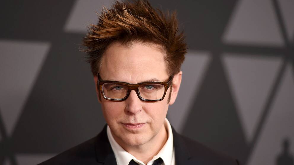 Sparkade Guardian of the galaxy-regissören James Gunn