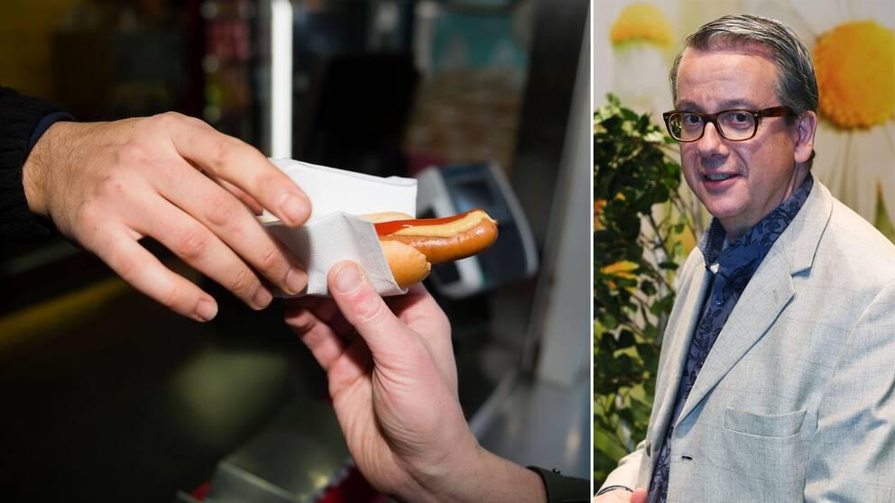"""""""Korven är en symbol för vanlighet"""" säger måltidsforskaren Richard Tellström."""