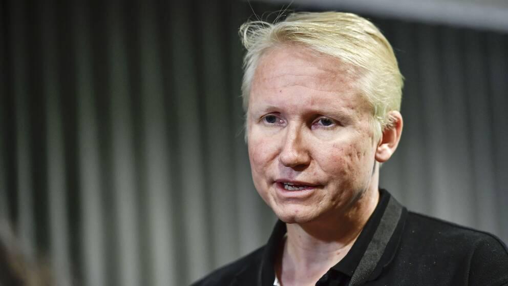 Mikael Tofvesson, operativ chef för MSB:s särskilda organisation för valet.