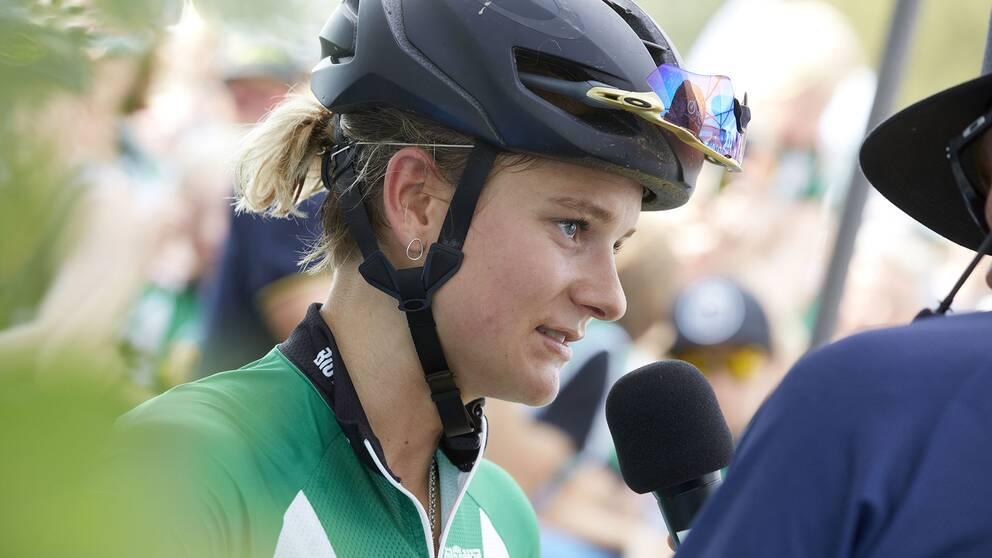 Efter comebacken planerar Jenny Rissveds ett eget team.