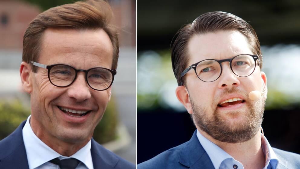 """""""Sverigedemokraternas nedgång beror sannolikt på Moderaternas framgång"""", , säger Torbjörn Sjöström, vd för Novus."""